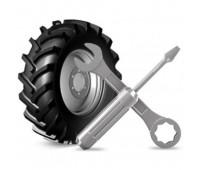 Assembling clamp - 5556014 - Bomag